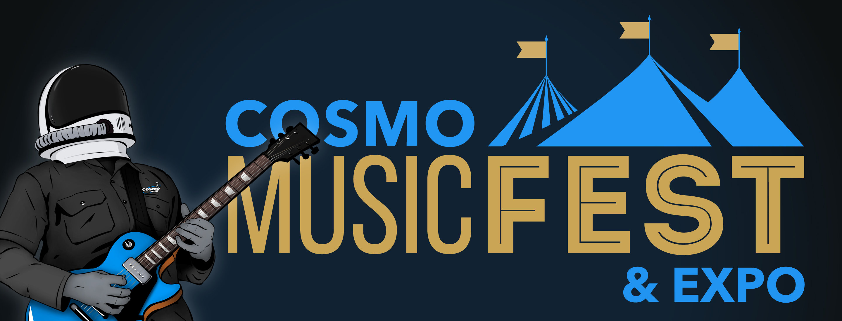 CosmoFEST - Cosmo MusicFEST & EXPO at Cosmo Music