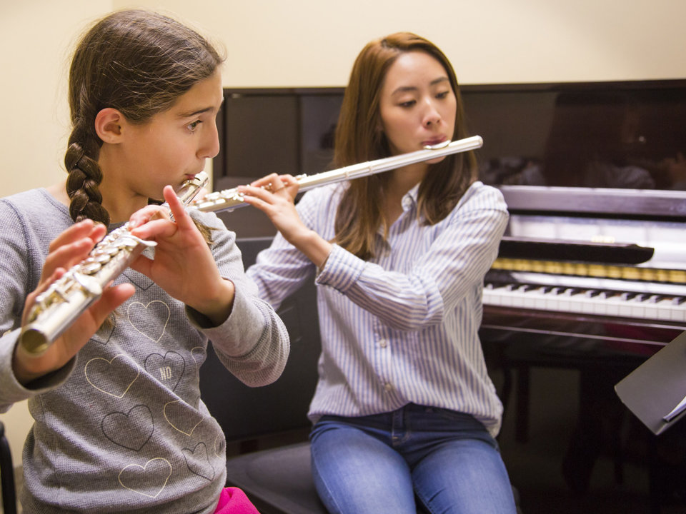 Private Lessons In Person - Cosmo School of Music