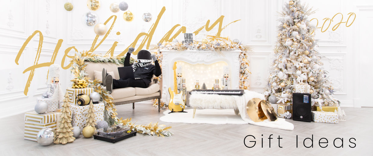 The 2020 Holiday Season Cosmo Music Gift Guide