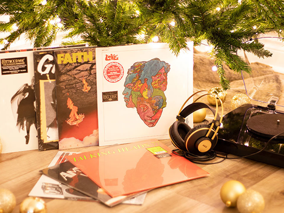 Top 10 Gifts for the Vinyl Lover
