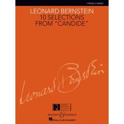 10 Selections from Candide (Bernstein) (1P4H)