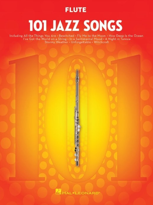 View larger image of 101 Jazz Songs for Flute