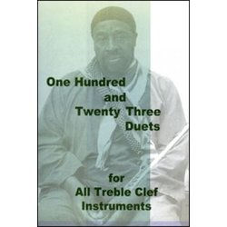 123 Duets for All Treble Clef Instruments