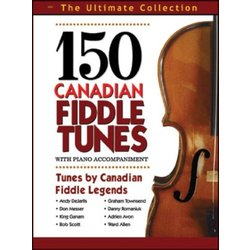 150 Canadian Fiddle Tunes Collection