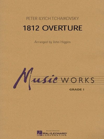 View larger image of 1812 Overture - Score & Parts, Grade 1