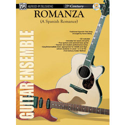 21st Century Guitar Ensemble - Romanza w/CD