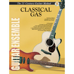 21st Century Guitar Ensemble Series - Classical Gas with CD