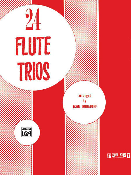 View larger image of 24 Flute Trios