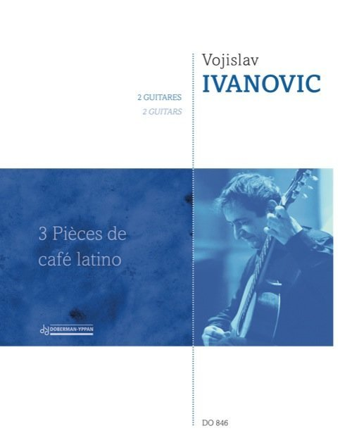 View larger image of 3 Pieces De Cafe Latino (Ivanovic) - Guitar Duet