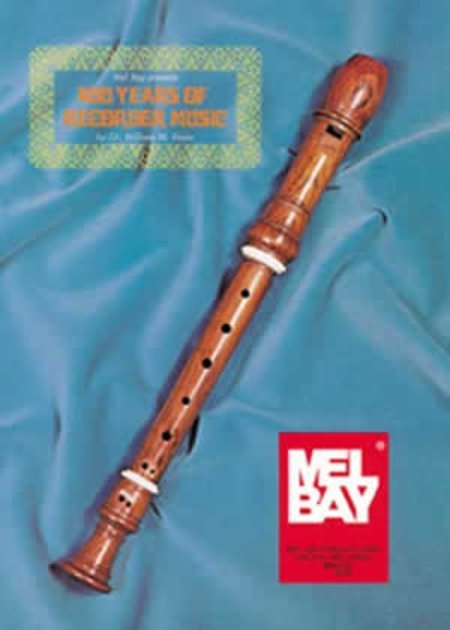 View larger image of 400 Years of Recorder Music (Solos, Duets & Trios)