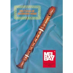 400 Years of Recorder Music (Solos, Duets & Trios)