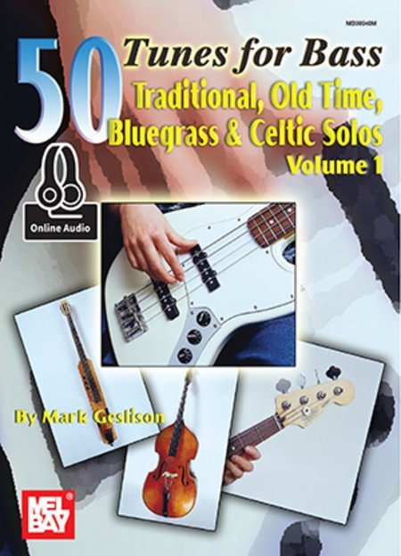 View larger image of 50 Tunes for Bass - Volume 1 w/Online Audio