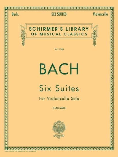 View larger image of 6 Suites - Unaccompanied Cello (Bach)