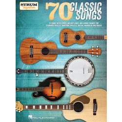 70 Classic Songs - Strum Together