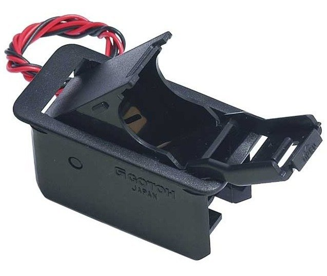 View larger image of 9-Volt Bottom Mount Battery Compartment