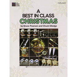 A Best In Class Christmas - Alto Clarinet