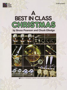 View larger image of A Best In Class Christmas - Alto Sax