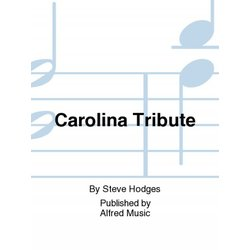 A Carolina Tribute - Score & Parts, Grade 2