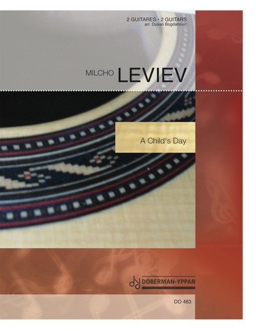 View larger image of A Child's Day (Leviev) - Guitar Duet