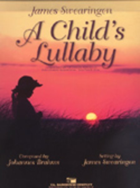 View larger image of A Child's Lullaby - Score & Parts, Grade 3