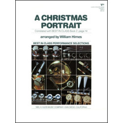 A Christmas Portrait - Score & Parts, Grade 2