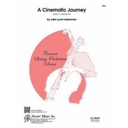 A Cinematic Journey - Score & Parts, Grade 3.5