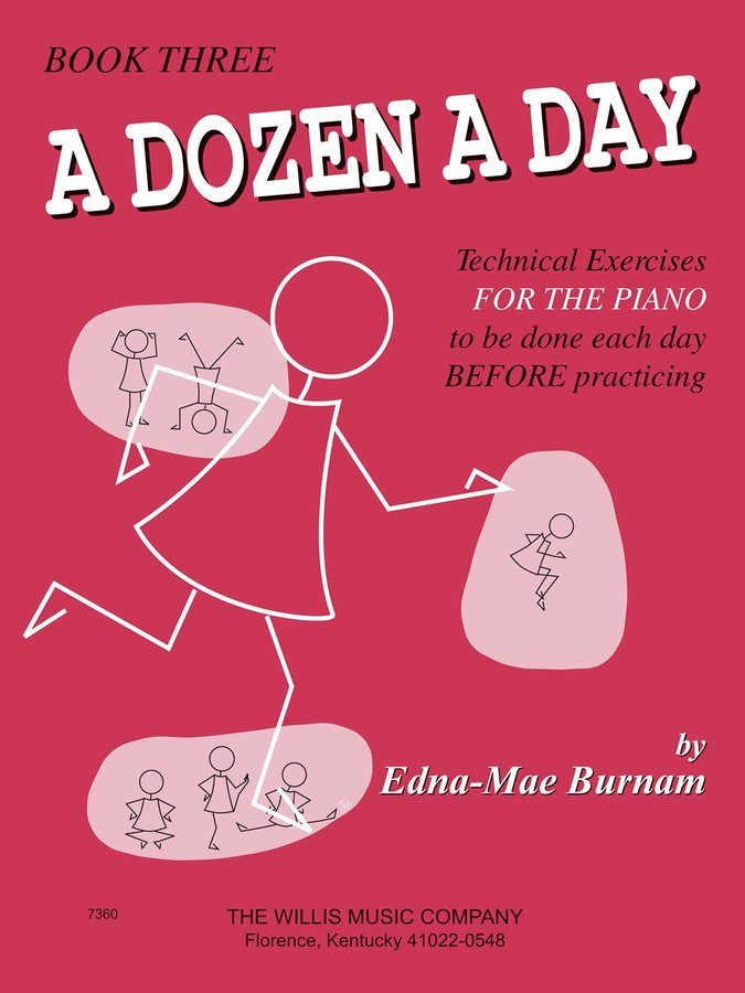 View larger image of A Dozen a Day Book 3