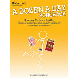 A Dozen A Day Songbook – Book 2
