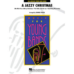 A Jazzy Christmas - Score & Parts, Grade 3