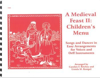 View larger image of A Medieval Feast II : Children's Menu