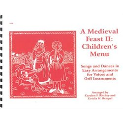 A Medieval Feast II : Children's Menu