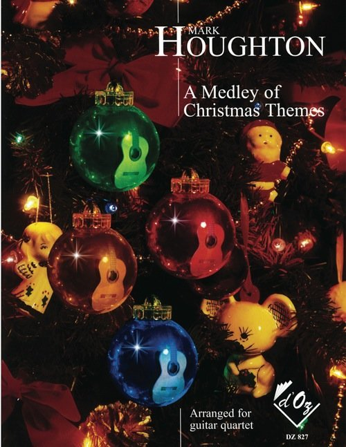 View larger image of A Medley Of Christmas Themes (Guitar Quartet)