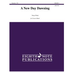 A New Day Dawning - Score & Parts, Grade 2