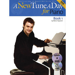 A New Tune a Day for Piano - Book 1