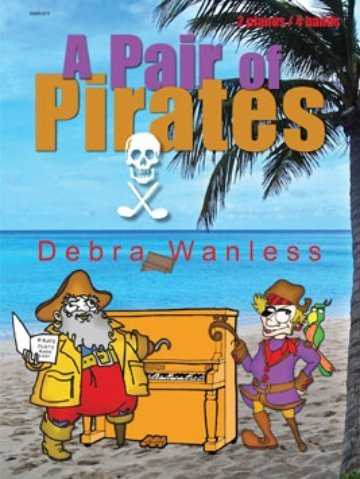 View larger image of A Pair Of Pirates - Piano Duet (1P4H)