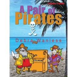 A Pair Of Pirates - Piano Duet (1P4H)