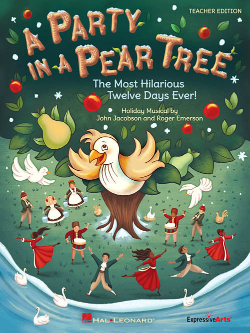View larger image of A Party in a Pear Tree - Performance/Accomp CD
