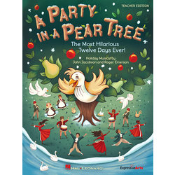 A Party in a Pear Tree - Performance/Accomp CD