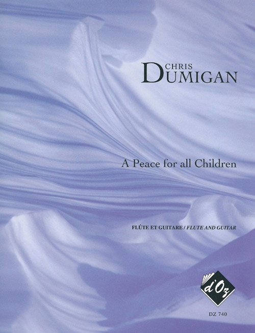 View larger image of A Peace For All Children (Dumigan) - Guitar & Flute Duet