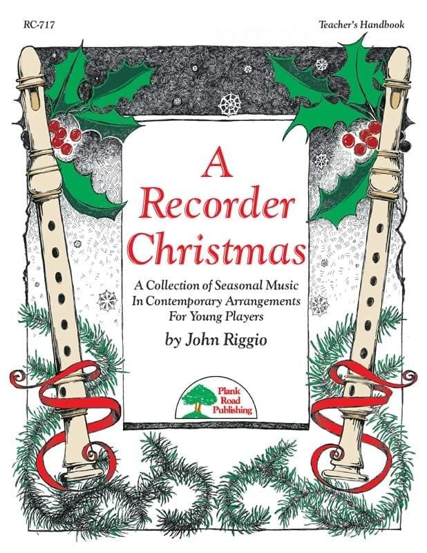 View larger image of A Recorder Christmas