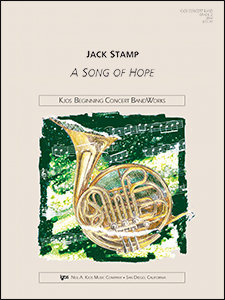 View larger image of A Song of Hope - Score & Parts, Grade 2