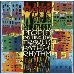 A Tribe Called Quest - People's Instinctive Travels (Vinyl)