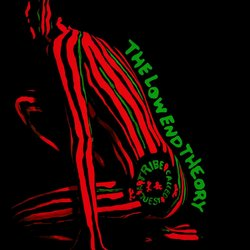 A Tribe Called Quest - The Low End Theory (2 LP)