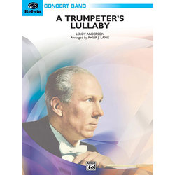 A Trumpeter's Lullaby (Trumpet Feature) - Score & Parts, Grade 3.5