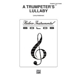 A Trumpeter's Lullaby - Trumpet Trio