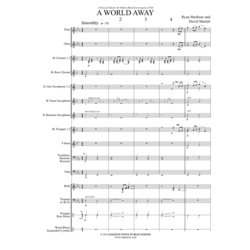 A World Away - Score & Parts, Grade 1.5