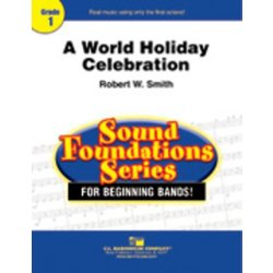 A World Holiday Celebration - Score & Parts, Grade 1