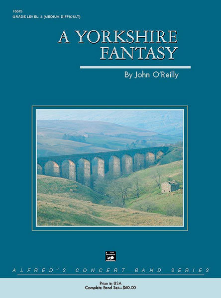 View larger image of A Yorkshire Fantasy - Score & Parts, Grade 3
