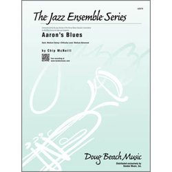 Aaron's Blue - Score & Parts, Medium Advanced