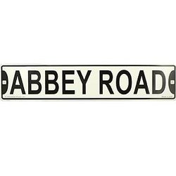 Abbey Road Street Sign - 24x5